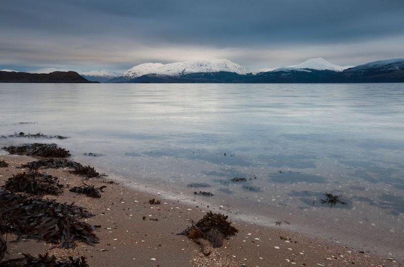 Loch Linnhe Wintering mood