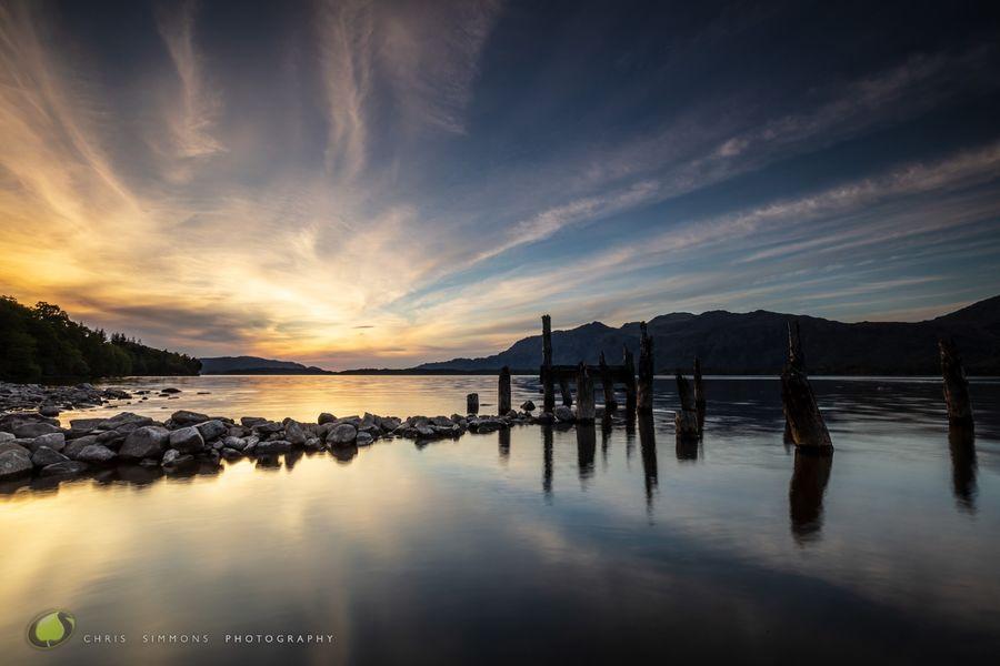 Loch Reflections - Summer Highlands
