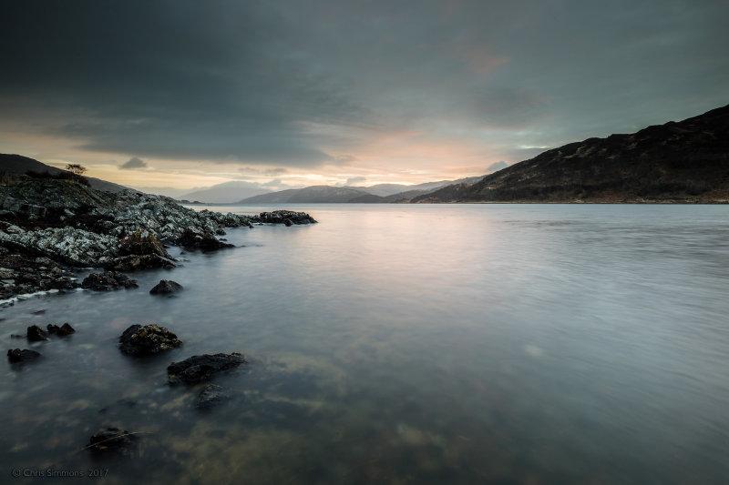 Loch Sunart Dawning