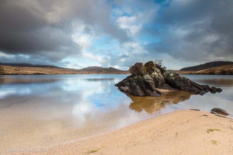 Loch Tearnait Reflections - Ardtornish