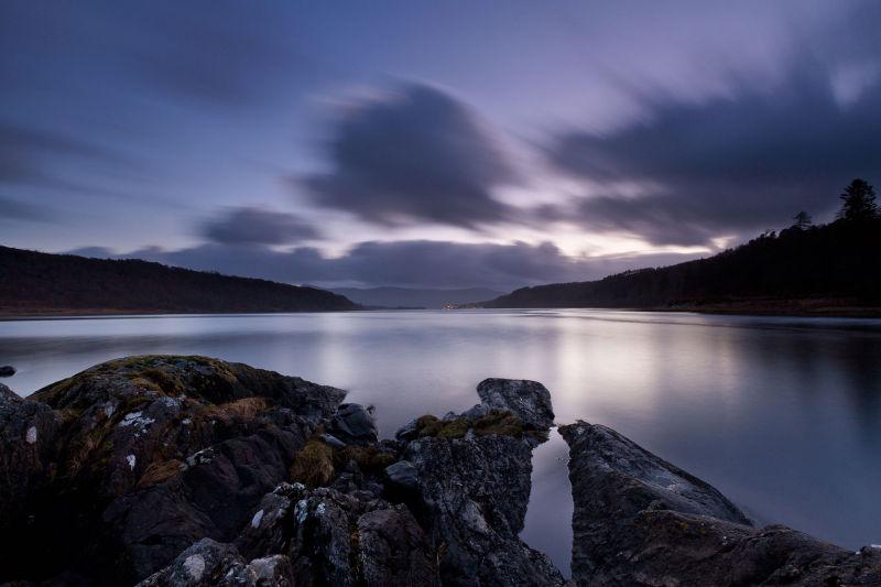 Mercurial Loch Aline