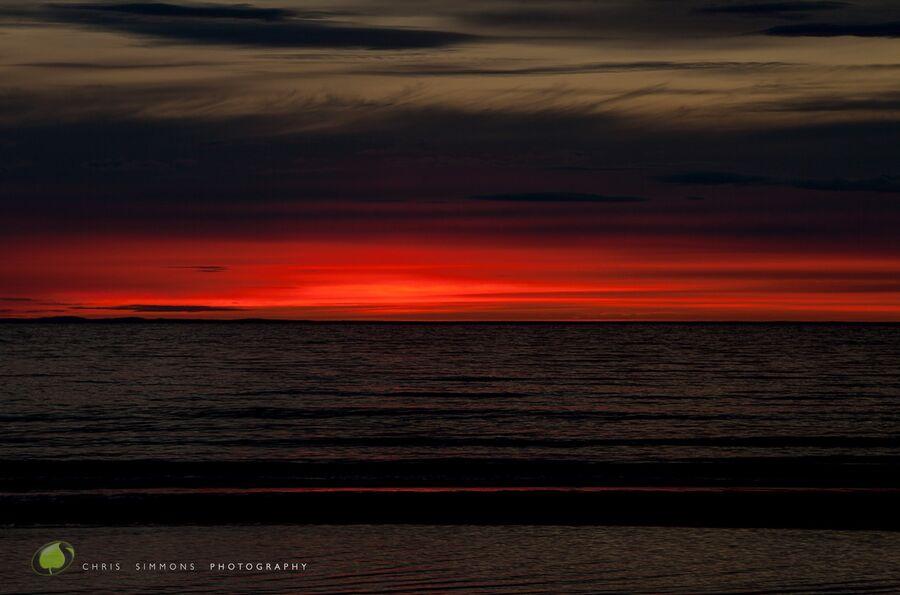 Midnight Sunset - C