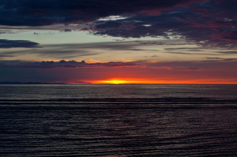Minch Sundown