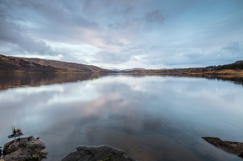 Morvern Dusk Vista - Ardtornish