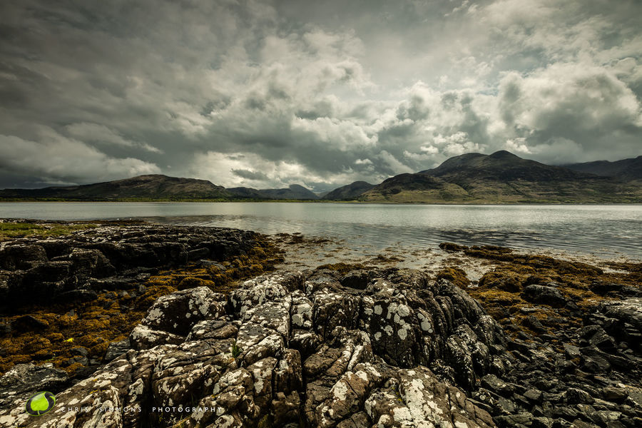 Mull Clouds Clearing