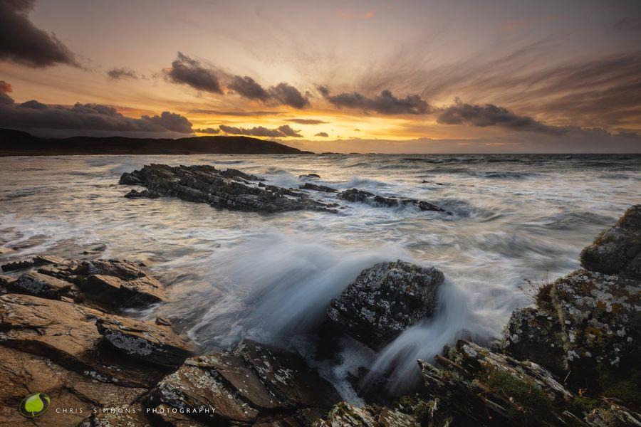 Mull Cove Daybreak