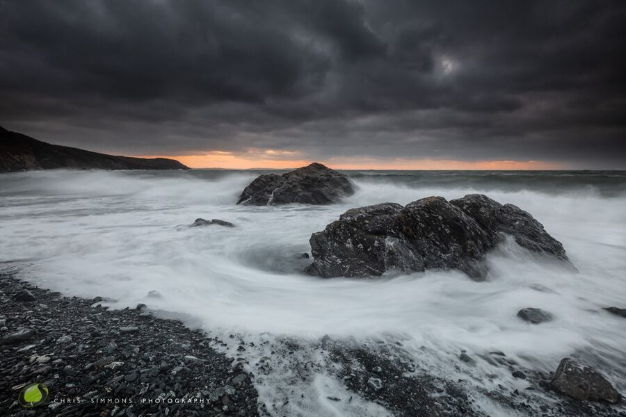 Porthallow Spring Squall