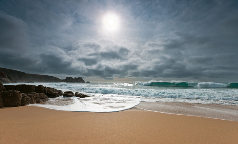 Porthcurno Cove - AWARD WINNER