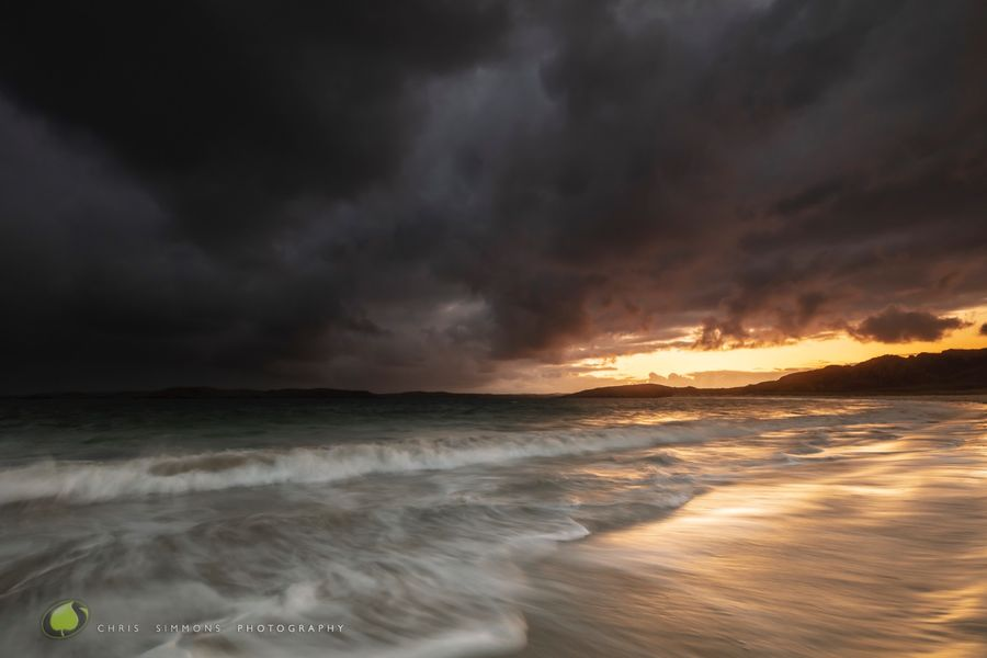 Rain Approaching - Lewis