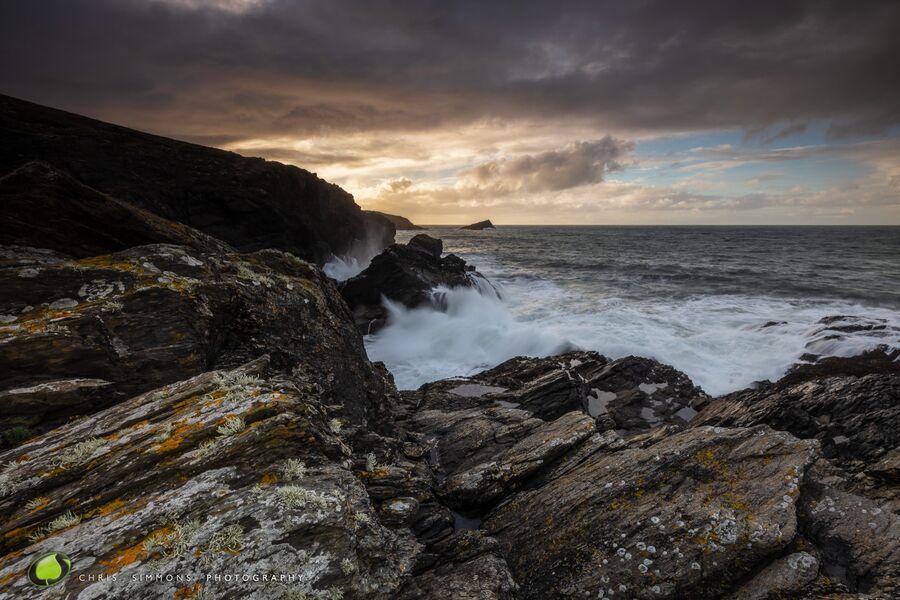 Rising Tide, Winter Rock I