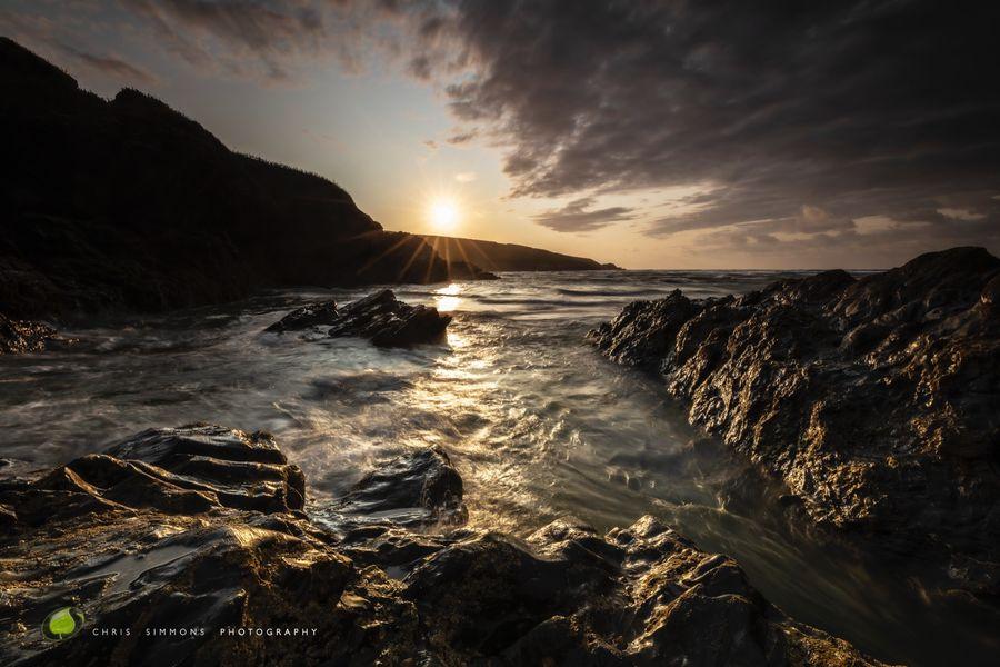 Sea Bay Steps - Crantock