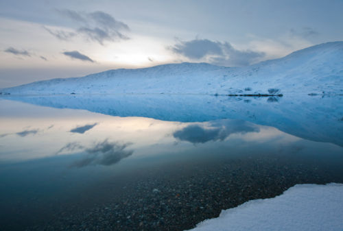 Snow Fjord I