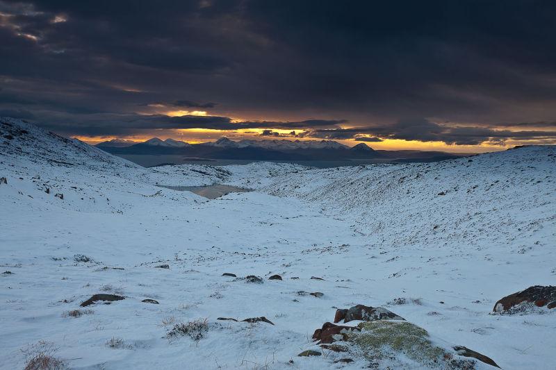 Skye Sunset mood