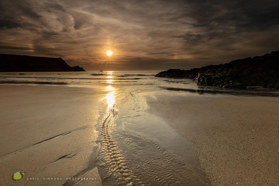Smouldering Sundown, Polly Joke - rev