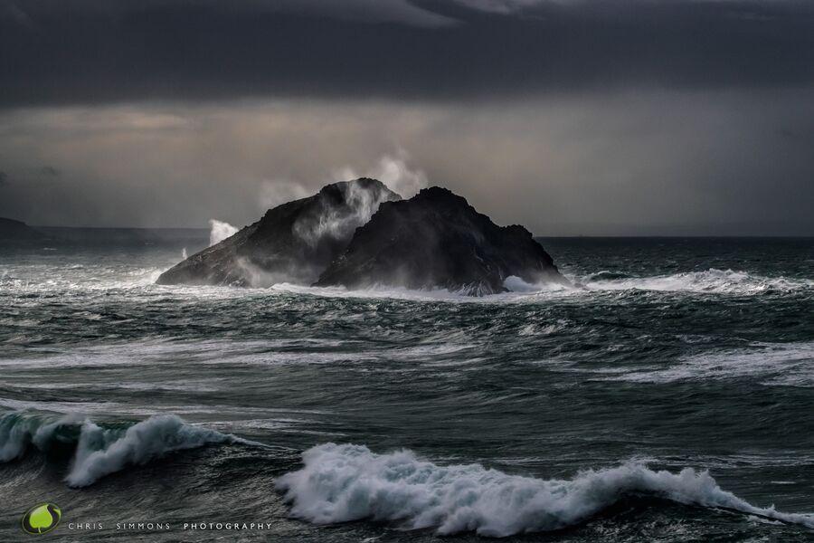 Storm Gulls Vista