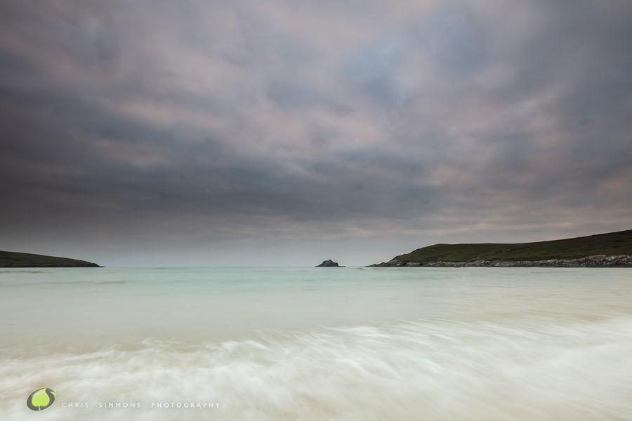 Summer Overcast Bay - rev