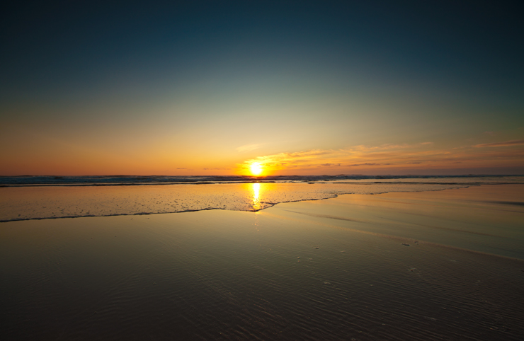 Sunrise 4, Northumbria