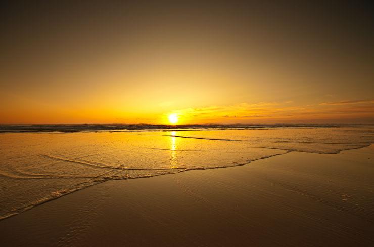Sunrise 5, Northumbria