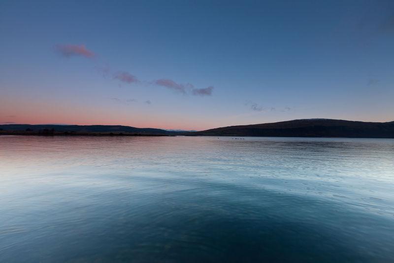To Lochaline dawn