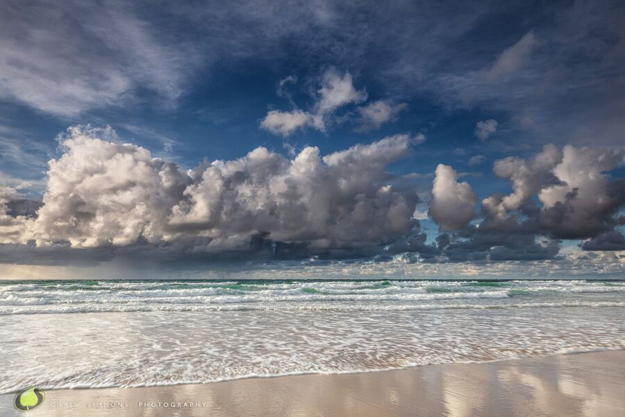 Torn Skies - Holywell