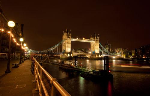 Tower Bridge from Butler's Wharf