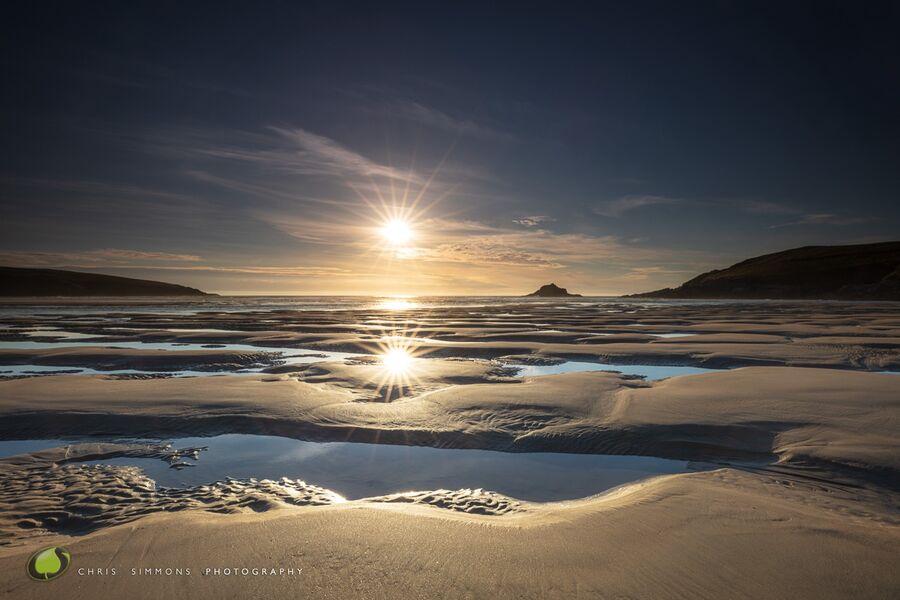 Twin Burst Sundown
