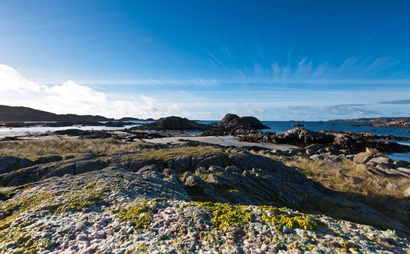 Winter Beach Mull