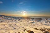 Winter Skye Sun