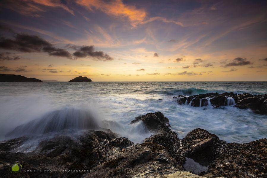 Winter Spring Rocks - Holywell