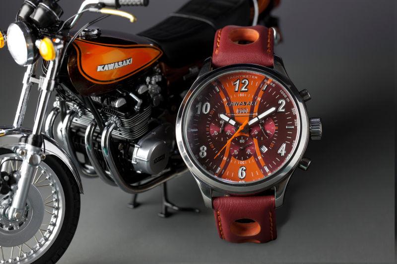 Z1 40th Anniversary Chronograph - Client; Kawasaki Motors