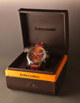 Z1 Chronograph & Case - Client; Kawasaki Motors