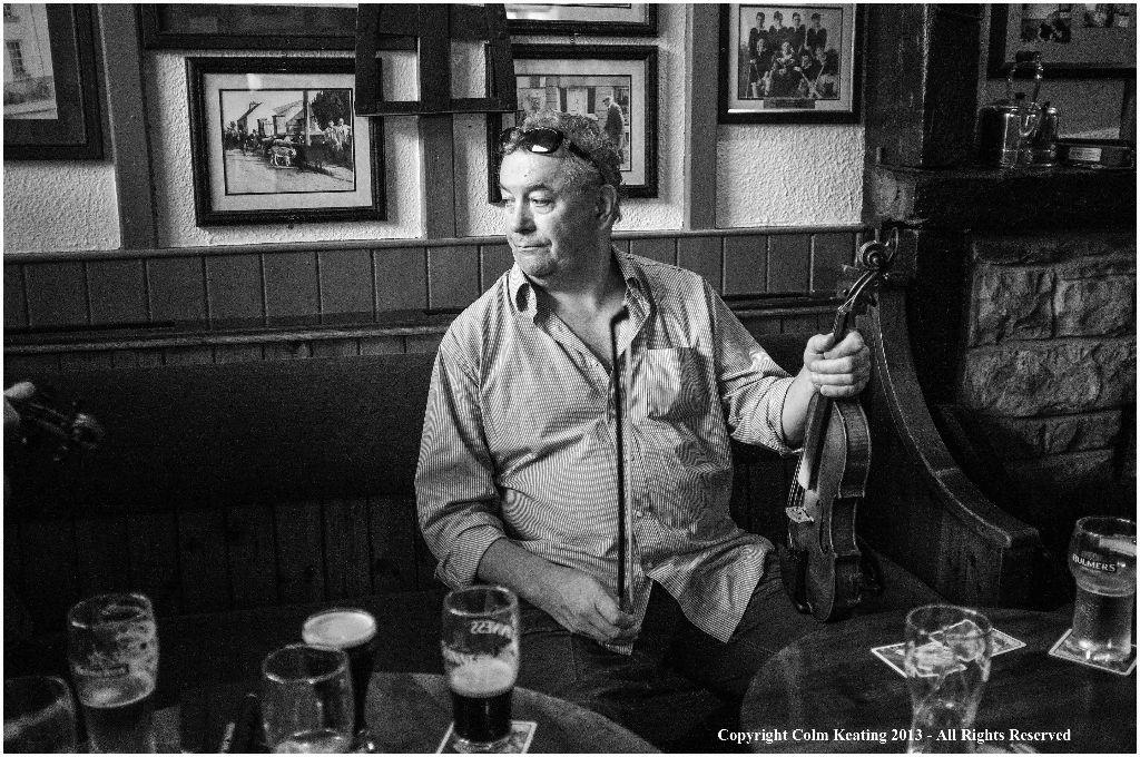 Fiddle Player, Singer, TG4 Presenter...Antaine O'Farracháin