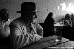 Colm O'Cinnseala, Fear an Hata, at the Cavan Fleadh 2011