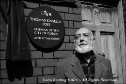 Thomas Kinsella - Poet