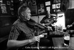 Nicholas Carolan - Irish Traditional Music Archive