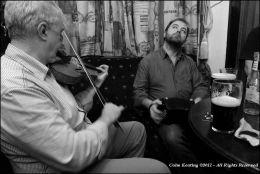 John McEvoy and Micheál O'Raghallaigh.