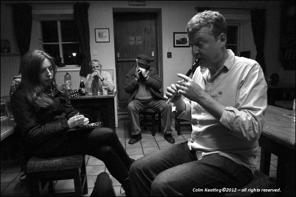 The Master at Play...Paul McGrattan.