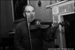 Tony Linnane - Fiddler