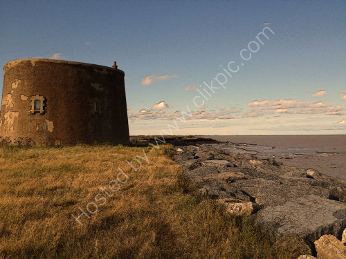 Martello Tower ~ Bawdsey