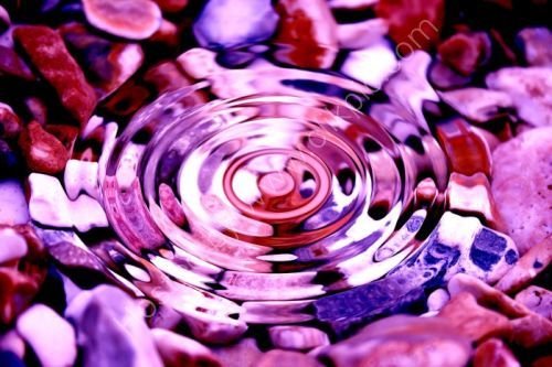 Pink Pebble Pool (Used by FujiFilm at Focus NEC 2011)