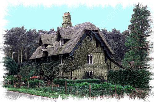 Smokey House ~ Sudbourne