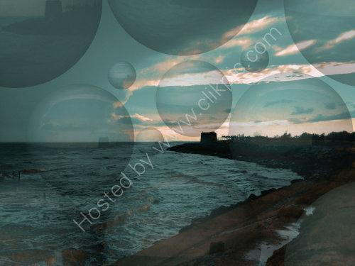 Stormy Skies ~ Bawdsey