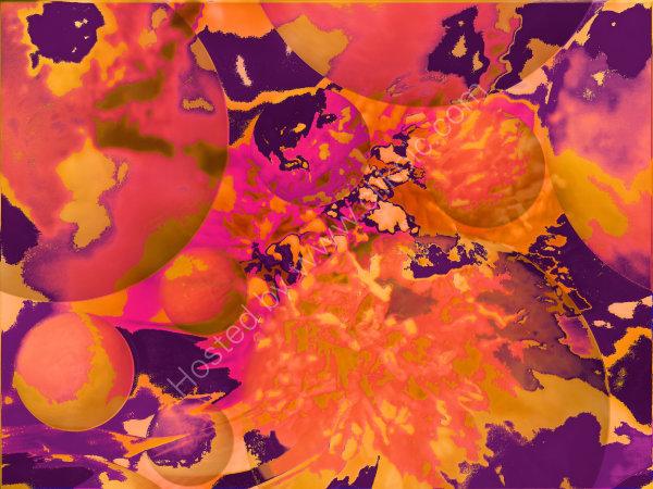 Sun Kissed Purple