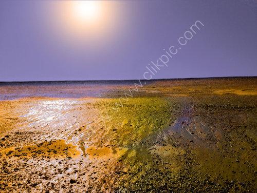 Sulphur Beach