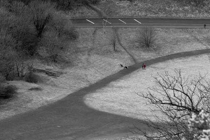 Walkers, Holyrood Park