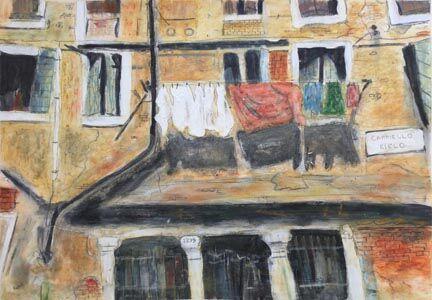 Washing, Venice