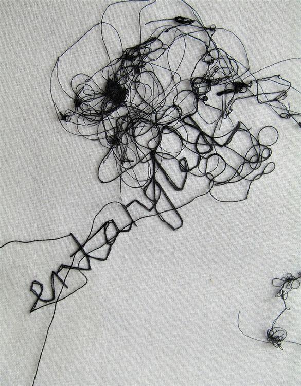 Entangled (Detail)