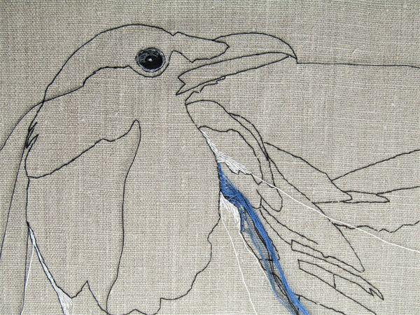 Magpie (Detail 1)