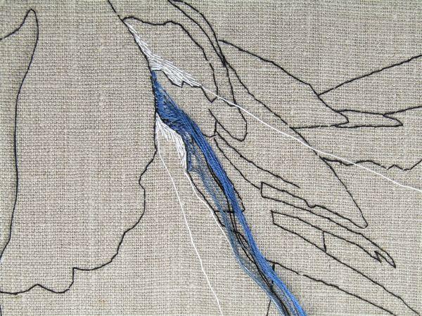 Magpie (Detail 2)