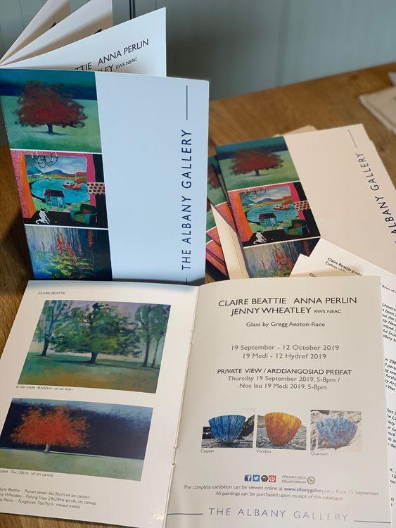 Albany Gallery invite pic
